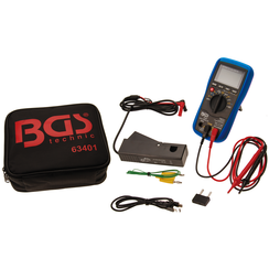 Digital Car Multimeter with USB Interface