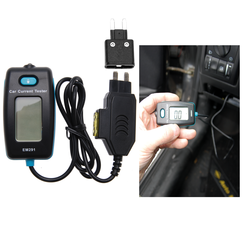 Digital Current Tester for Fuse Contact