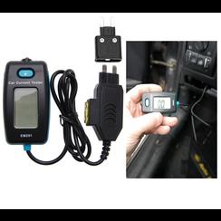 Digitale ampèremeter voor zekeringkast