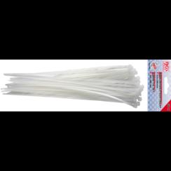Cable Tie Set  white  4.8 x 250 mm  50 pcs.