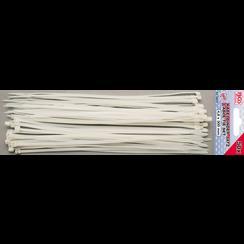 Cable Tie Set  white  4.8 x 300 mm  50 pcs.