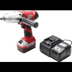Accu slagmoersleutel  420 Nm  max. 2000 U/min  18 V