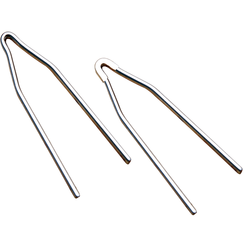 Replacement Soldering Tips  Ø 2 mm  for BGS 9920  2 pcs.