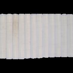 Lijmpatronen  transparant  Ø 7,5 mm, 50 mm  12-dlg