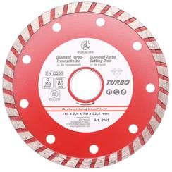 Turbo Cutting Disc  Ø 115 mm