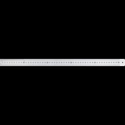 Staal-meetlint  flexibel  RVS  roestvrij  0,5 m
