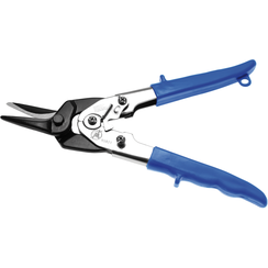 Metal shears  right/straight cutting  260 mm