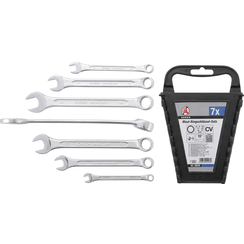 Combination Spanner Set  6 - 17 mm  7 pcs.