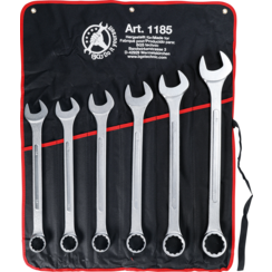 Combination Spanner Set  XXL  34 - 50 mm  6 pcs.