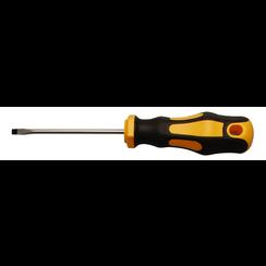 Schroevendraaier  sleuf 3 mm  Meslengte 80 mm