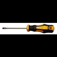 Schroevendraaier  sleuf 4 mm  Meslengte 80 mm