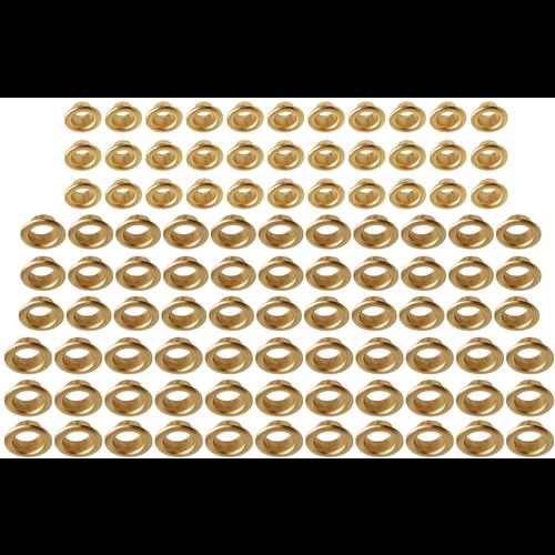 Kraftmann Assortiment oogjes  4,5 x 6 mm  99-dlg
