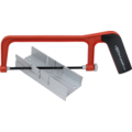 BGS - D-I-Y Aluminium zaagbeugel incl. versteklade en zaagblad  150 mm