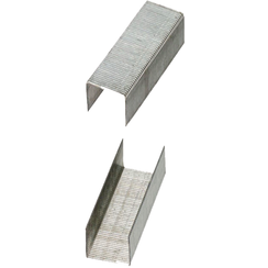 Hechtnieten  type 53  14 x 11,4 mm  1000 stuks