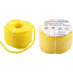 All-Purpose Rope  6 mm x 20 m