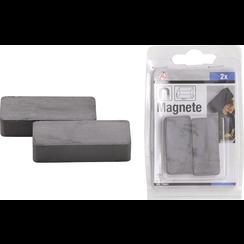 Magnet Set  ceramic  2 pcs.