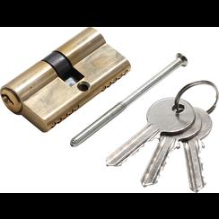 Brass Cylinder Lock  60 mm