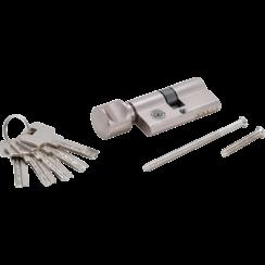 Veiligheids-sluitcilinder  met kop  70 mm