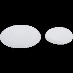 Deurbufferset  Ø 40 / 60 mm  2-dlg