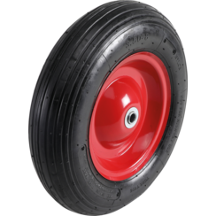 Pushcart Wheel  with Hose  350 mm