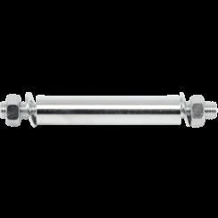 Axle Set for Pushcart Wheel  Ø 20 mm