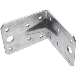 Angle Joint  with Bead  70 x 70 x 55 x 2.5 mm