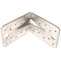 Angle Joint  with Bead  90 x 90 x 65 x 2.5 mm
