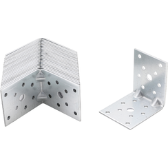 Angle Joint  with Bead  70 x 70 x 55 x 2.5 mm  economy pack  25 pcs.