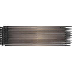 Cable Tie Assortment  black  4.5 x 350 mm  50 pcs.