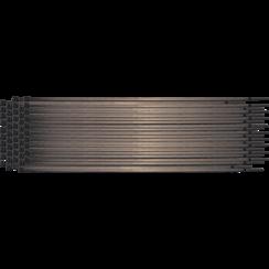 Kabelbinder assortiment  zwart  4,5 x 350 mm  50-dlg