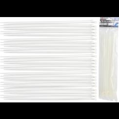 Cable Tie Assortment  white  4.8 x 300 mm  50 pcs.