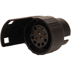 Adaptor for Trailer Socket 12 V  7- Pin to 13- Pin