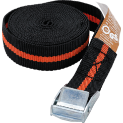 Ratchet Tie Down Strap with Quick Lock  3.5 m x 25 mm