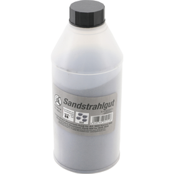 Blasting Sand  Aluminium Oxyde  60#  850 g