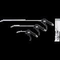 Kraftmann Air Blow Gun Set  110 / 300 / 500 mm  3 pcs.