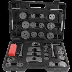 Brake Piston Reset Tool Set  35 pcs.