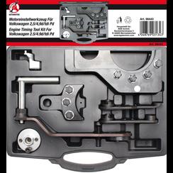 Engine Timing Tool Set  for VAG 2.5 / 4.9D / TDI Pump Nozzle Unit