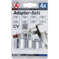Kraftmann Adaptor Set  4 pcs.