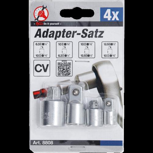 Kraftmann Adapterset  4-dlg