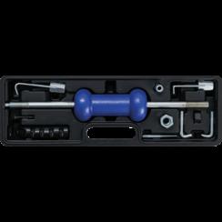 Dent Repair Kit with Sliding Hammer  9 pcs.