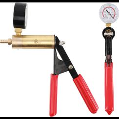 Vacuum Pump with Manometer  for BGS 8999