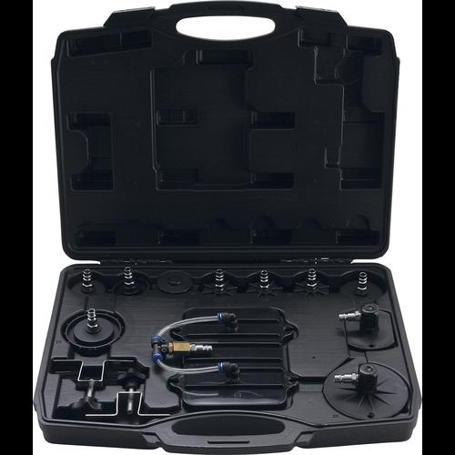 Kraftmann Air Brake Bleeder and Adaptor Set  17 pcs.