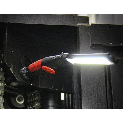 BGS - D-I-Y Accu werklamp knikmodel COB LED  5 W