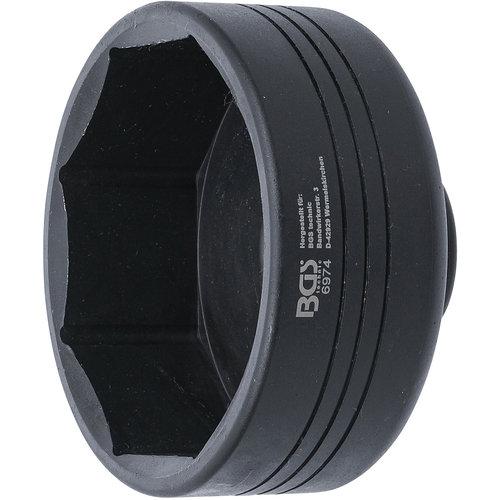 BGS  Technic As-kapsleutel  voor BPW 16 t aanhangeras-kappen  110 mm