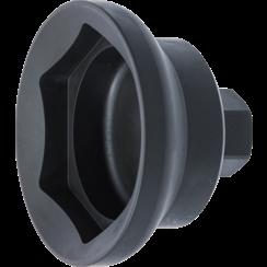 Asmoersleutel  zeskant  voor SAF-aanhangeras  85 mm