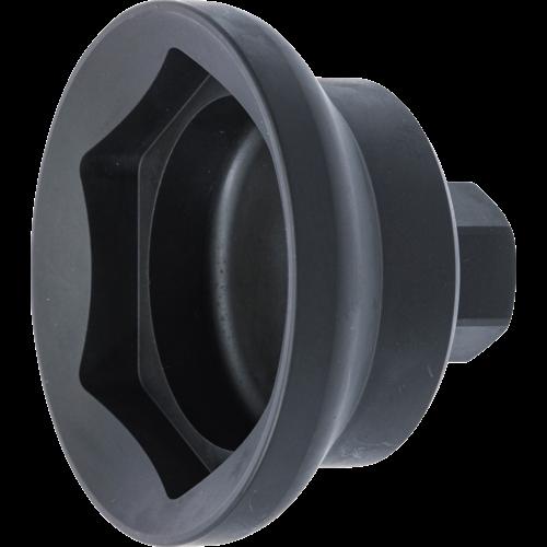 BGS  Technic Asmoersleutel  zeskant  voor SAF-aanhangeras  85 mm