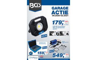 Garage BGS Profi  actie