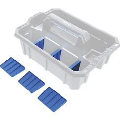 Dividers for Tool Carrying Case | Reinforced Plastic | 6 pcs.