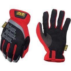 Handschoen Mechanix Wear FastFit Red LARGE