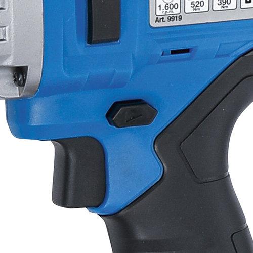 BGS  Technic Accu slagmoersleutel  520 Nm  max. 1.600 U/min  18 V